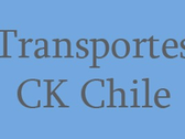 Logo Transportes Ck Chile