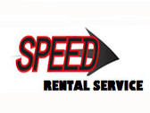 Logo Speed Rental and Cargo Services