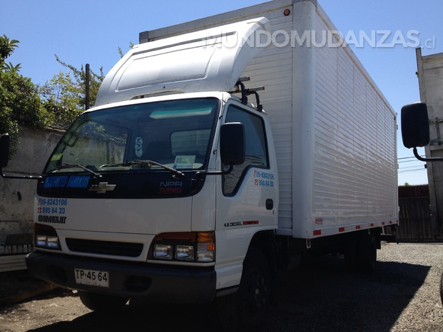 Camion 40m3